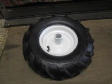 Replacement Neilsen Rotavator Wheel . Single Spare Tiller Tyre.